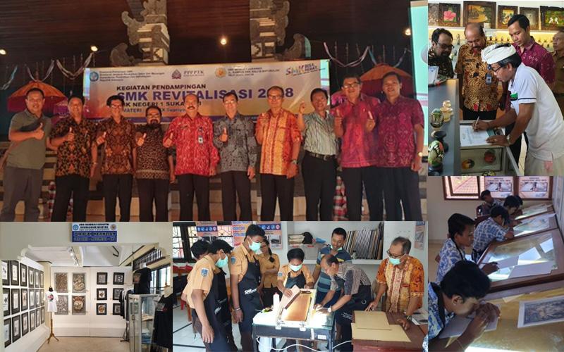 Bantuan Pemerintah Pengembangan SMK Berbasis Industri Keunggulan Wilayah Tahun 2018
