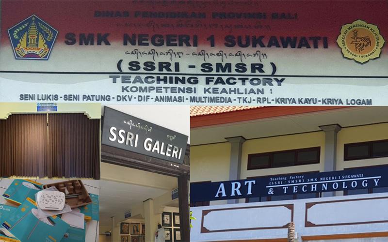 Bantuan Pemerintah Pengembangan Teaching Factory Tahun 2018