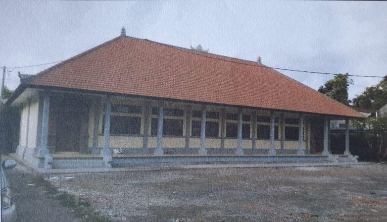 Pelaksanaan Bantuan Pembangunan Ruang Praktek Siswa (RPS)