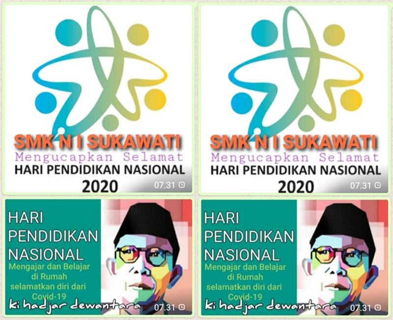 Selamat Hari Pendidikan Nasional Tahun 2020